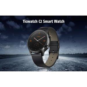 MONTRE CONNECTÉE Ticwatch C2- Montre Intelligent Montre Connectée L