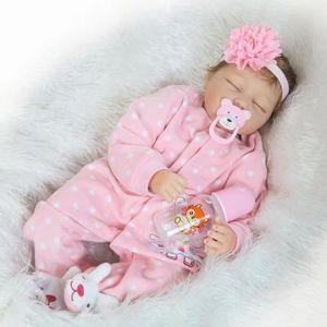 POUPÉE Reborn Baby Dolls, cadeau fille pour poupée nouvea