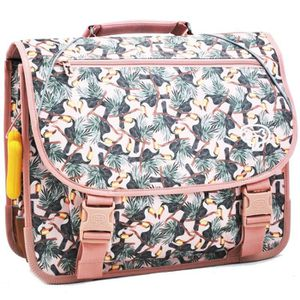 CARTABLE Cartable Fille 31L STONES AND BONES Cedar - TOUCAN