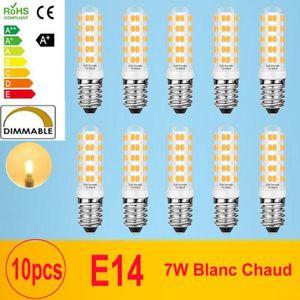 AMPOULE - LED Eofiti 10pcs Ampoules E14 LED Dimmable, Ampoule Ma