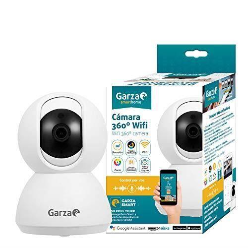 Garza Caméra IP WiFi 360 Camara IP Wifi 360