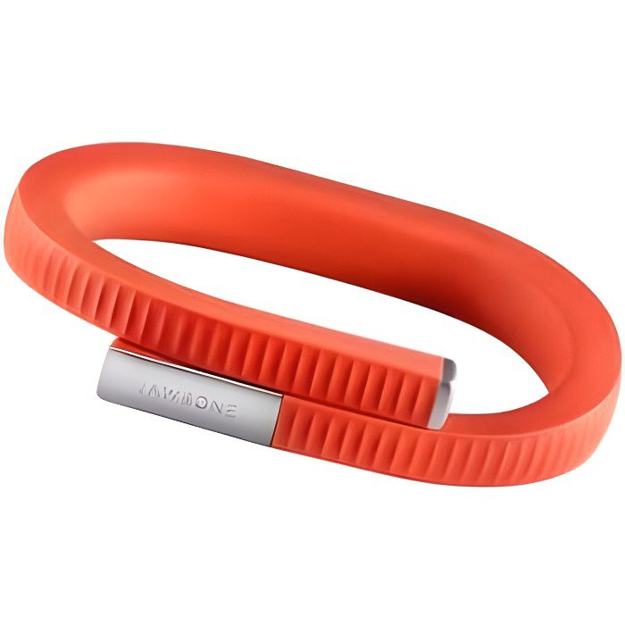 Bracelet Jawbone UP rouge Taille S