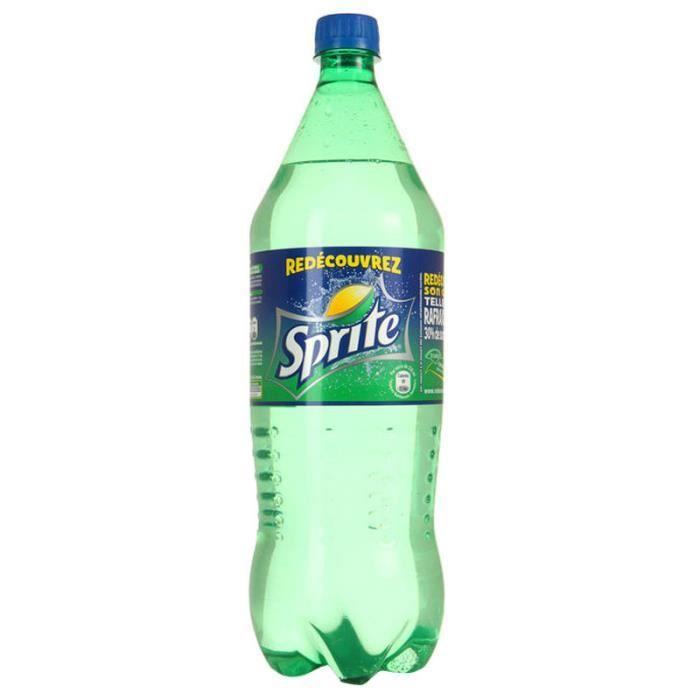 Sprite 1,5L (pack de 4)