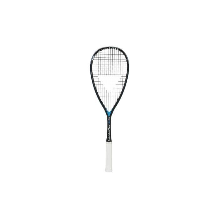 Raquette Squash TECNIFIBRE Carboflex 135S Bleu Cordée (135 g)