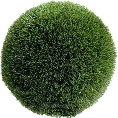 boule d herbe artificielle verte d 60 cm superb achat. Black Bedroom Furniture Sets. Home Design Ideas