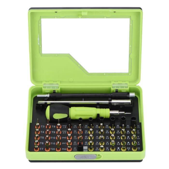 32 en 1 Premium Réparation Téléphone Mobile Torx Tournevis Outil Set Kit Pour Orange