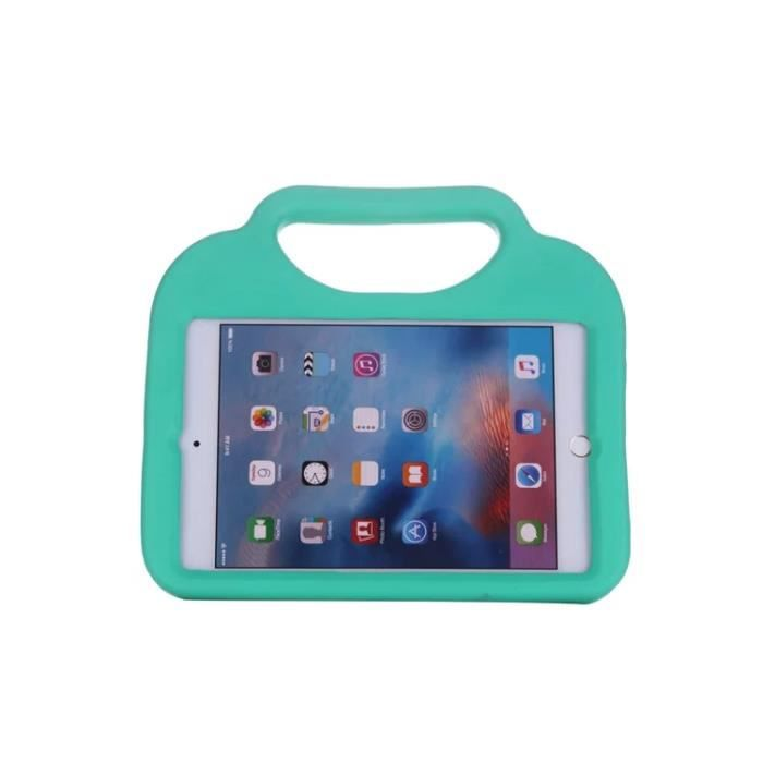 Bleu mousse EVA Dropproof antichoc Coque avec support de s/écurit/é pour enfant de protection tablettes pour iPad mini 1//2//3//4 iPad Mini Cases enfants