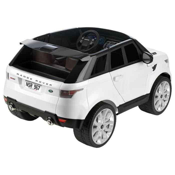 feber voiture electrique enfant le range rover sport 12 volts achat vente voiture enfant. Black Bedroom Furniture Sets. Home Design Ideas