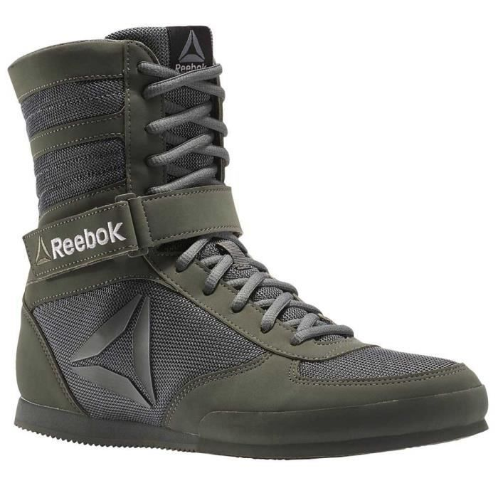 finest selection 93cad 99186 Bottes Chaussures homme Reebok Combat Boxing Boot Buck
