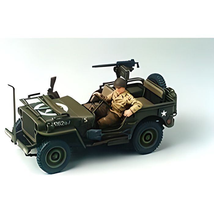 tamiya 35219 jeep willys 1 4 ton achat vente voiture camion cdiscount. Black Bedroom Furniture Sets. Home Design Ideas