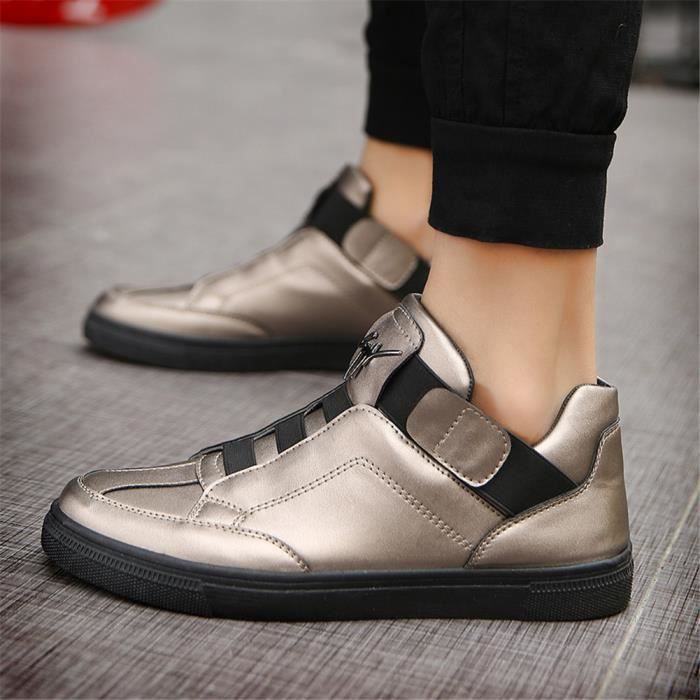 Respirant Basketball Chaussures Hommes confortable Haute-Top Baskets … YhVjmLY3d