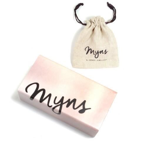 Myns - Myns MY1002MG Femmes Pendentif Medium M MY DREAMS Bronze gold Réf 38240