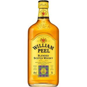 WHISKY BOURBON SCOTCH William Peel  70cl