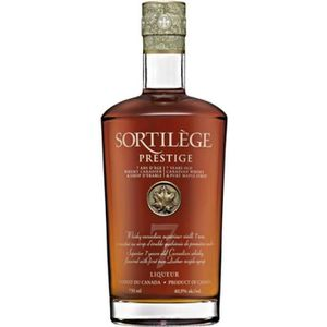 WHISKY BOURBON SCOTCH Sortilège Prestige Whisky canadien & Sirop d'érabl