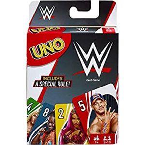 JEU SOCIÉTÉ - PLATEAU Mattel MTTFNC47 UNO WWE Jeu de société