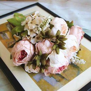 100pcs//lot Mode Rose Polyester Pétales Artificiels Fleurs Décoration de Mariage