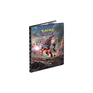 CARTE A COLLECTIONNER Portfolio A5 - Cahier Range Cartes Pokemon Soleil