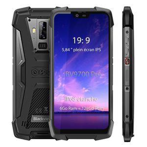 SMARTPHONE BLACKVIEW BV9700 Pro Smartphone 6Go + 128Go IP68 é