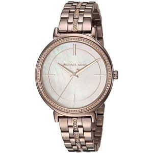 MONTRE MICHAEL KORS Montre Femme MK3737 Coloris Or Rose