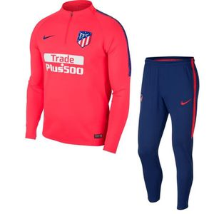 TENUE DE FOOTBALL ENSEMBLE NEWS TRAINING ATLETICO MADRID ADULTE 2019