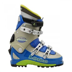 CHAUSSURES DE SKI Chaussure ski randonnée Lowa Struktura bleu gris