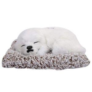 Doudous Jouet B/éb/é Apaiser Serviette Calmant Couverture de Sommeil Peluches Doudou Poup/ée pour Cadeau de B/éb/é Nouveau-n/é Fille et Gar/çon 0-36 Mois Dog