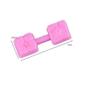SAVON - SYNDETS Moule à savon en silicone Motif fleurs de cerisier