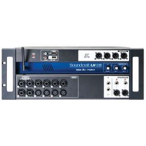 TABLE DE MIXAGE Soundcraft Ui16 - Console de mixage numérique 16 v