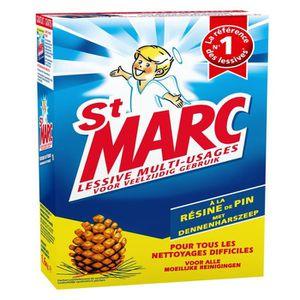 NETTOYAGE MULTI-USAGE Lessive en poudre multi-usages 1,6 Kg St Marc