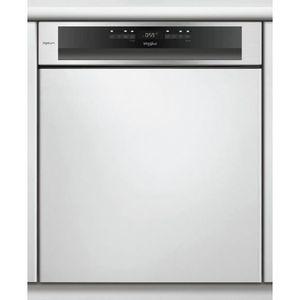 LAVE-VAISSELLE WBO3T333DFI - Lave Vaisselle Encastrable - WHIRLPO