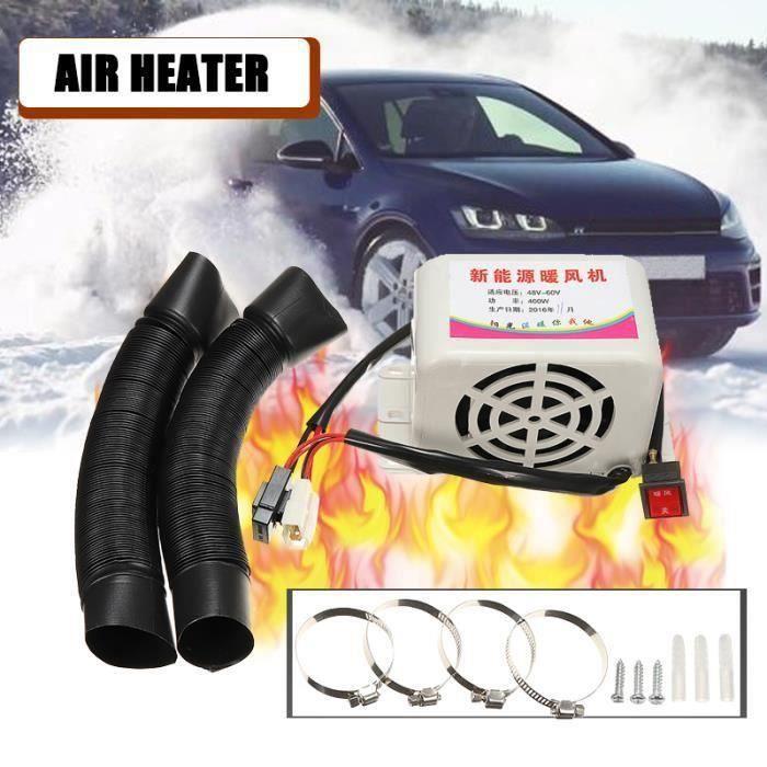 48V-64V 400W Ventilateur Chauffage Dégivreur Pr Auto Voiture