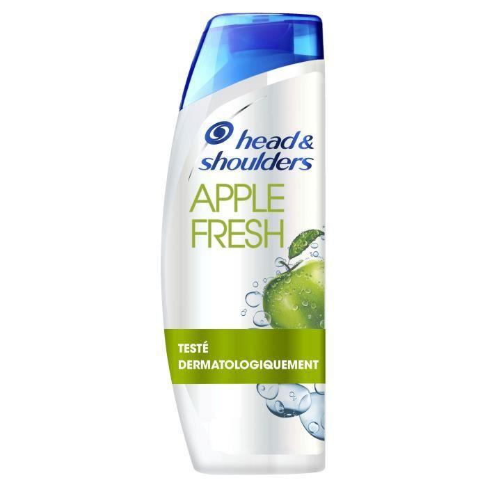 HEAD & SHOULDERS Shampooing Apple Fresh - 500 ml