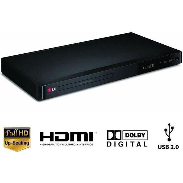 LG DP542H Lecteur DVD Full HD HDMI