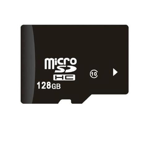 carte micro sd m moire micro sdhc tf 128 g go gb 128go 128gb avec adaptateur sd achat. Black Bedroom Furniture Sets. Home Design Ideas