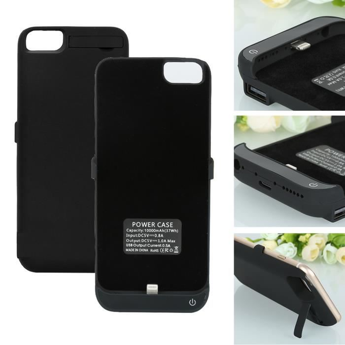 coque recharge iphone 7 plus