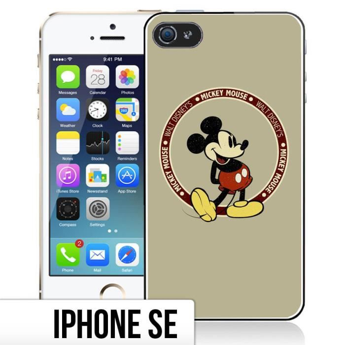 coque iphone se mickey mouse vintage