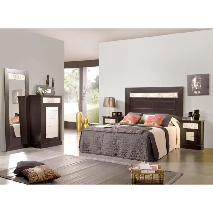 t te de lit en bois mod le bruxelles achat vente. Black Bedroom Furniture Sets. Home Design Ideas