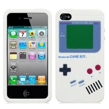 Coque Iphone 4 Game Boy