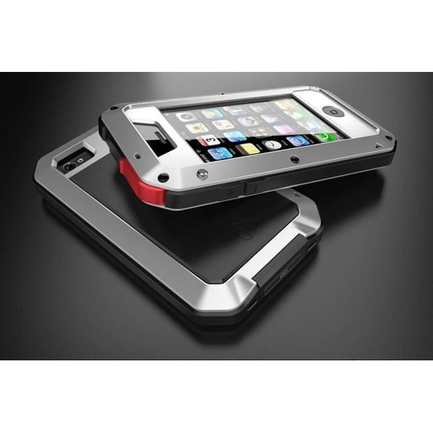 coque lunatik iphone 4
