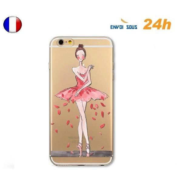 coque iphone 5 danseuse