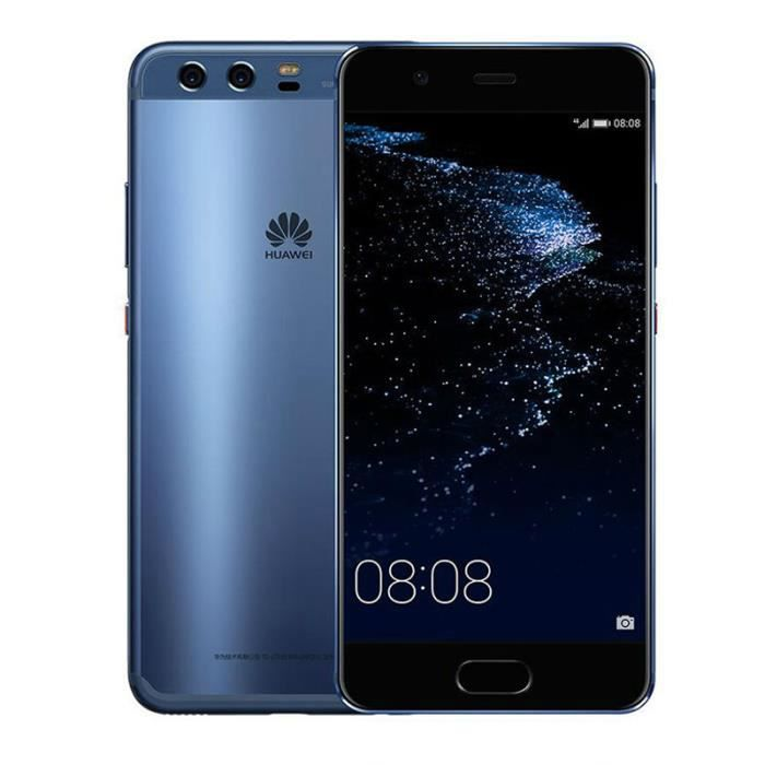 huawei p10 plus bleu smartphone d bloqu 6 go ram 64 go. Black Bedroom Furniture Sets. Home Design Ideas