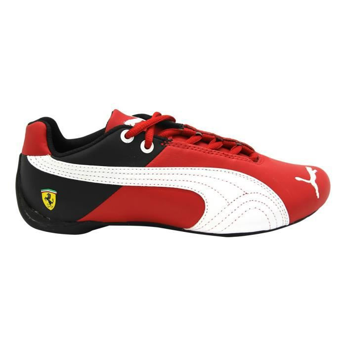 chaussure ferrari puma rouge