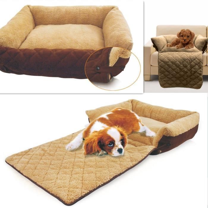 pet bed dog canap 3 fa ons useage petite taille achat vente cage pet bed dog canap 3. Black Bedroom Furniture Sets. Home Design Ideas