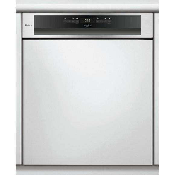 Wbo3t333dfi Lave Vaisselle Encastrable Whirlpool Achat Vente Lave Vaisselle Cdiscount
