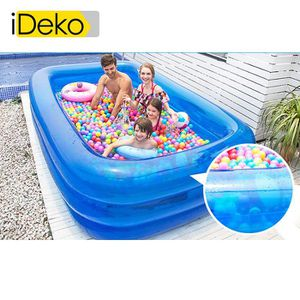 Piscine gonflable rectangulaire achat vente piscine gonflable rectangulai - Piscine gonflable cdiscount ...