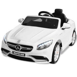 VOITURE ELECTRIQUE ENFANT LIU Voiture électrique pour enfants Mercedes Benz