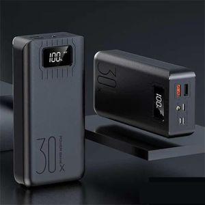 BATTERIE EXTERNE MINGJIA 50000mAh batterie externe de grande capaci