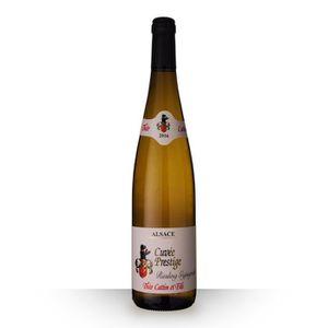VIN BLANC Théo Cattin Prestige Riesling 2016 AOC Alsace Gyps