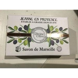 SAVON - SYNDETS Savon de Marseille à l'huile d'olive bio 100%natur