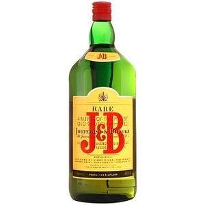 WHISKY BOURBON SCOTCH Magnum Whisky J&B 40°